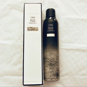 Oribe Gold Lust Dry Shampoo 6 oz NEW RV $44